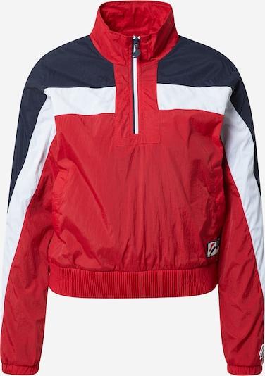 Superdry Tussenjas 'DOLMAN' in de kleur Donkerblauw / Rood / Wit, Productweergave