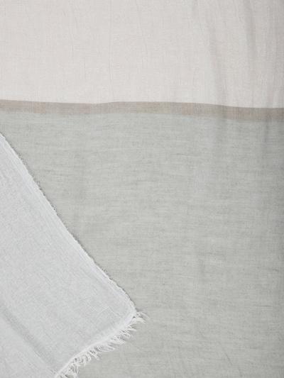 APART Schal mit Glitzer in braun / mischfarben, Produktansicht