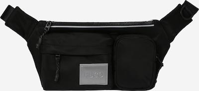HUGO Torbica za okrog pasu 'Record MF' | črna barva, Prikaz izdelka