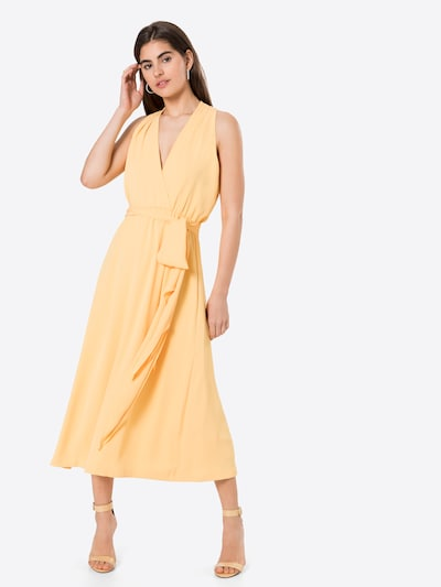 Lauren Ralph Lauren Kleid 'VARSHA' in hellgelb, Modelansicht
