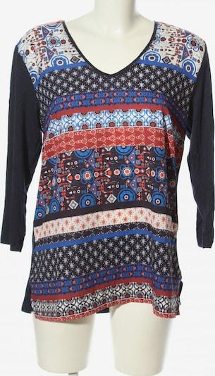Long Tall Sally V-Ausschnitt-Shirt in M in blau / rot / schwarz, Produktansicht