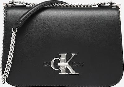 Calvin Klein Jeans Bolso de hombro en negro / plata, Vista del producto