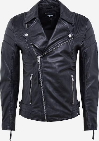 tigha Prijelazna jakna 'Nason' u crna, Pregled proizvoda