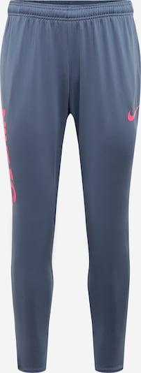 Sportinės kelnės iš NIKE , spalva - mėlyna / uogų spalva, Prekių apžvalga