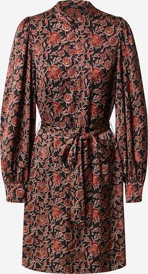 SCOTCH & SODA Kleid in rot / schwarz, Produktansicht