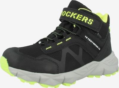 Dockers by Gerli Sneakers in de kleur Zwart, Productweergave