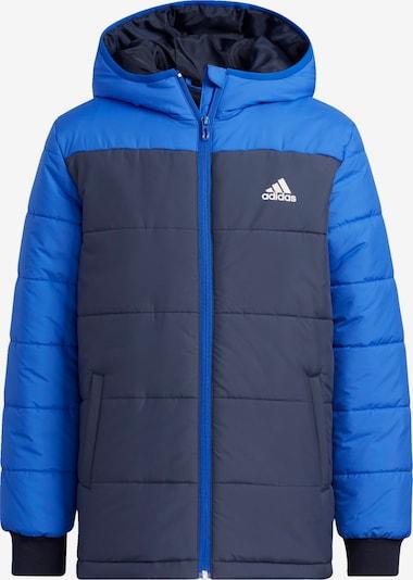 ADIDAS PERFORMANCE Sportjas in de kleur Blauw / Marine / Zwart / Wit, Productweergave