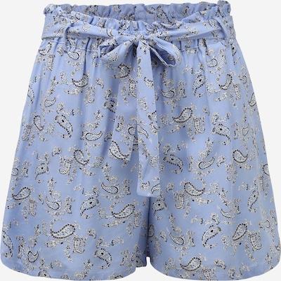 ETAM Pyžamové kalhoty - kouřově modrá / černá / bílá, Produkt