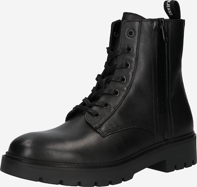Calvin Klein Jeans Lace-Up Boots in Black, Item view