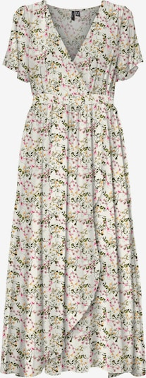 VERO MODA Vestido de verano 'Wonda' en amarillo / verde / rosa / offwhite, Vista del producto