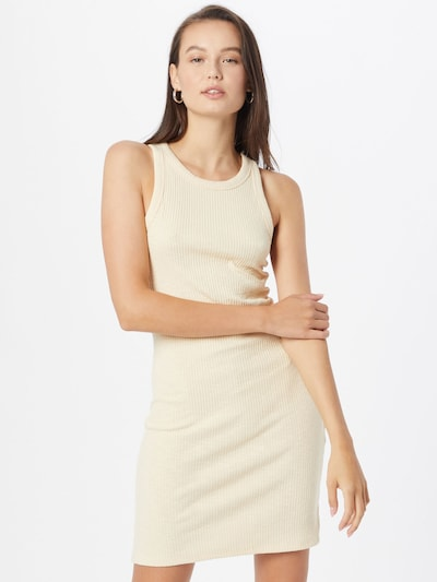 Gina Tricot Dress 'Colette' in Sand, View model