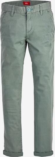 s.Oliver Junior Chinohose in pastellgrün, Produktansicht