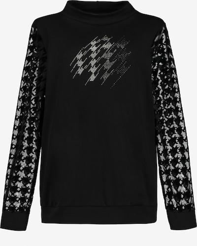 Gina Laura Shirt in schwarz, Produktansicht