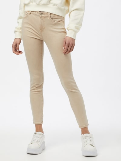 ONLY Jeans 'MISSOURI' in camel, Modelansicht
