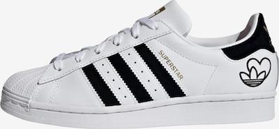 ADIDAS ORIGINALS Tenisky 'Superstar' - černá / bílá, Produkt