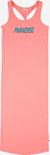 Rochie LEMON BERET pe albastru / corai / portocaliu neon, Vizualizare produs