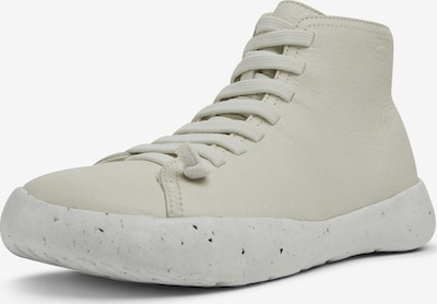 CAMPER Lace-Up Boots 'Rancho Houston' in Wool white, Item view