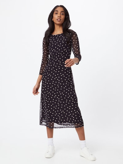 Esprit Collection Dress in navy / white: Frontal view
