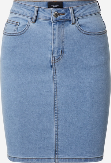 Vero Moda Petite Rok 'Hot Nine' in de kleur Blauw denim, Productweergave