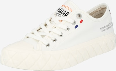 Palladium Sneakers low in blue / red / white, Item view
