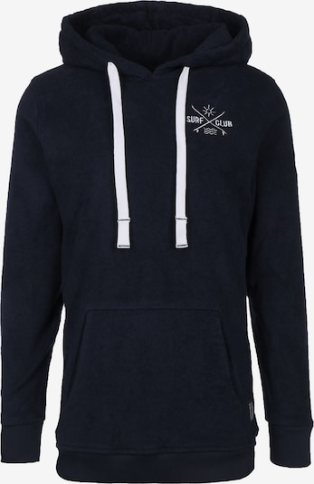 VAN ONE Sweatshirt 'Surf Sun Wave ' in de kleur Donkerblauw, Productweergave