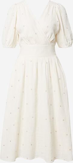 Y.A.S Kleid 'CHUMA' in beige / braun, Produktansicht