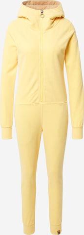 Fli Papigu Ολόσωμη φόρμα 'That Pretty Barmaid' σε κίτρινο
