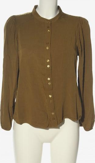 AWARE by Vero Moda Langarm-Bluse in M in bronze, Produktansicht