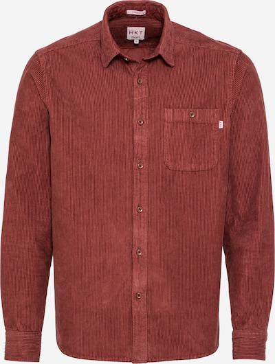 HKT by HACKETT Hemd in rostrot, Produktansicht