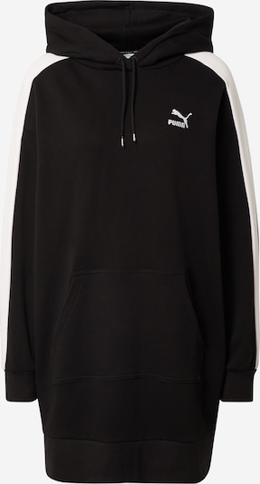 PUMA Obleka   črna / bela barva, Prikaz izdelka