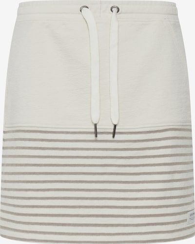 Oxmo Skirt 'PIPPA' in Brown / White, Item view