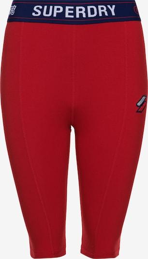 Superdry Sportbroek in de kleur Rood, Productweergave