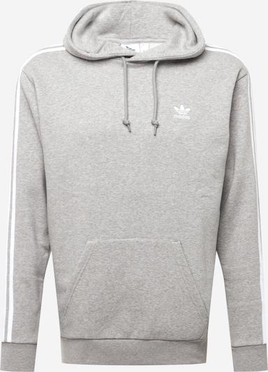 ADIDAS ORIGINALS Sweatshirt in de kleur Grijs gemêleerd / Wit, Productweergave