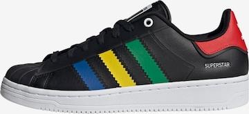 ADIDAS ORIGINALS Sneakers 'Superstar' in Black