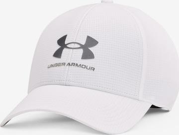 UNDER ARMOUR Cap in Weiß