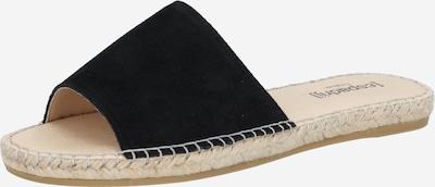 Zoccoletto 'Plage' espadrij l´originale di colore nero, Visualizzazione prodotti