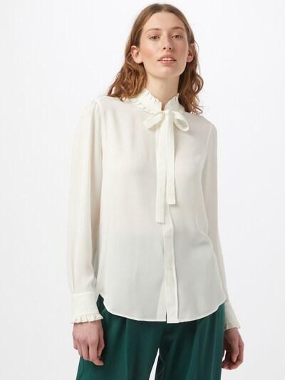 POLO RALPH LAUREN Bluse 'JUD' in creme, Modelansicht
