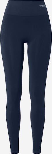 Hummel Sportovní kalhoty - námořnická modř / šedá, Produkt