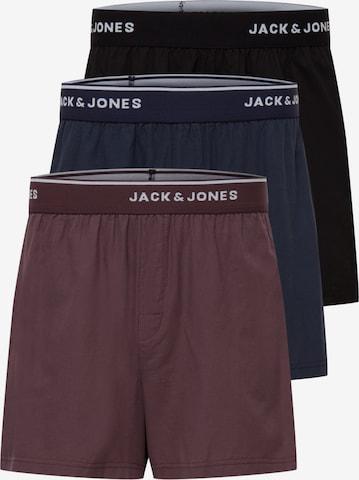 JACK & JONES Bokserid 'MICK', värv sinine