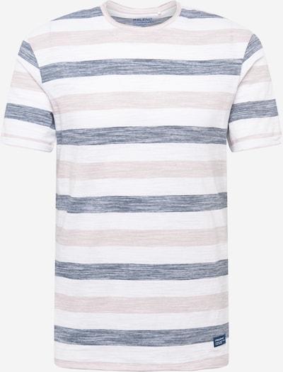 BLEND T-Shirt in grau / rosa / weiß, Produktansicht