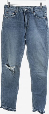 WEEKDAY Jeans in 24-25 in Blue