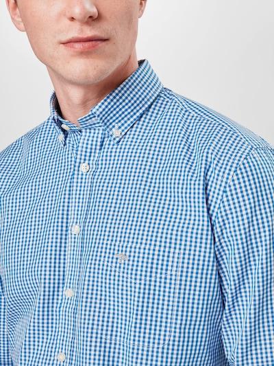 FYNCH-HATTON Shirt 'Summer' in Blue / Light blue, Item view