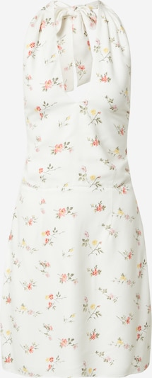 Abercrombie & Fitch Kleid in mischfarben / weiß, Produktansicht