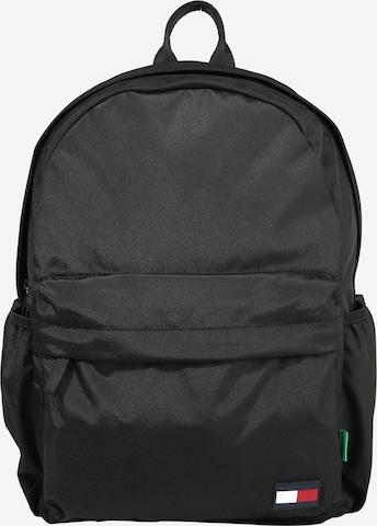 TOMMY HILFIGER Backpack in Black