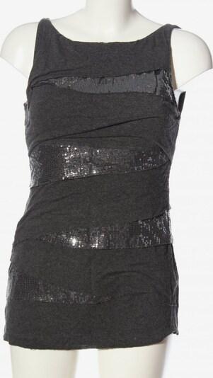 Bailey 44 ärmellose Bluse in L in hellgrau / silber, Produktansicht