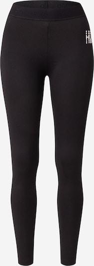 Leggings 'Nacara' HUGO pe negru / alb, Vizualizare produs