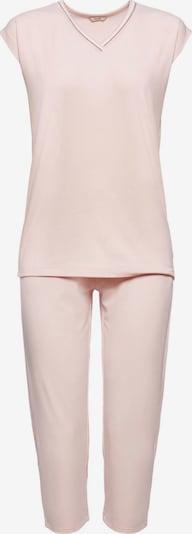 ESPRIT Pyjama in de kleur Lichtroze, Productweergave