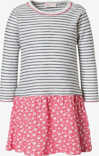 People Wear Organic Kleid in pink / schwarz / weiß, Produktansicht