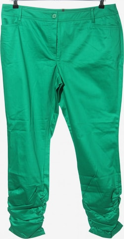 Mandarin Pants in XXXL in Green