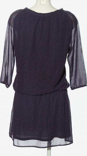 Tchibo Chiffonkleid In M In Blau Rot About You